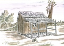 Pen & Ink Barn